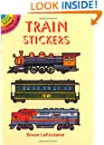Train Stickers (Dover Little Activity Books Stickers)