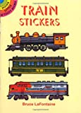 Search : Train Stickers &#40;Dover Little Activity Books Stickers&#41;