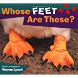 Whose Feet Are These? (Whose.? Animal)