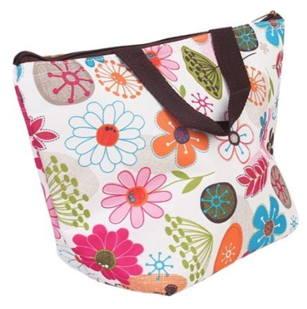 Waterproof-Picnic-Lunch-Bag-Tote-Insulated-Cooler-Travel-Zipper-Organizer-Box