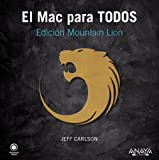 img - for El Mac para todos / The OS X Mountain Lion Pocket Guide (Spanish Edition) book / textbook / text book