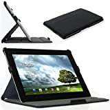 Asus Transformer TF300 Slim folio Case With Multi-Angle Stand by Blurex
