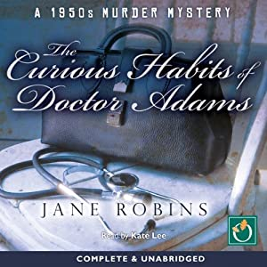 The Curious Habits of Doctor Adams Audiobook