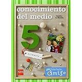 Conocimiento del medio. 5 Primaria. Nuevo proyecto Planeta Amigo. Castilla-La Mancha