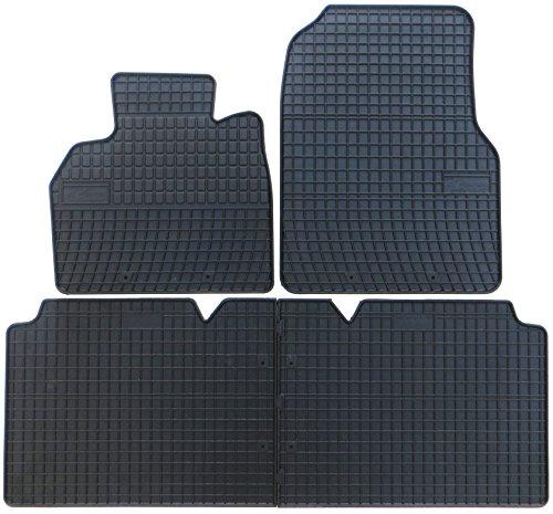 TN-vestibilità Profi tappetini Renault Espace IV anno di fabbricazione 2002-2014Premium tappetini in gomma Original