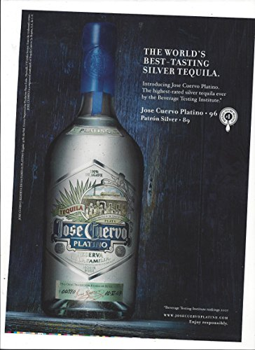 print-ad-for-2007-jose-cuervo-platino-silver-tequila