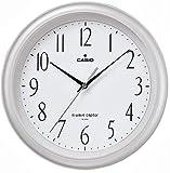 CASIO (カシオ) 掛け時計 WAVE CEPTOR ウェーブセプター 電波時計 アナログ (福島・九州両局対応) IQ-1010J-7JF