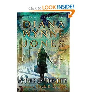A Tale of Time City Diana Wynne Jones and Ursula K. Le Guin