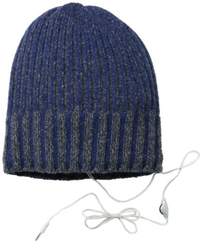 Echo Design Men'S Plated Headphone Slouchy, Deep Blue, One Size