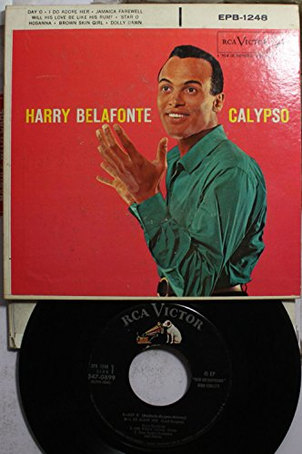 Harry Belafonte - Harry Belafonte 45 Rpm Day O / I Do Adore Her / Brown Skin Girl / Dolly Dawn / Star O / Hosanna / Jamaica Farewell / Will His Love Be Like His Rum? - Zortam Music
