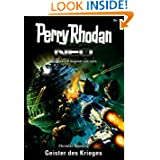 Perry Rhodan Neo 35: Geister des Krieges (German Edition)