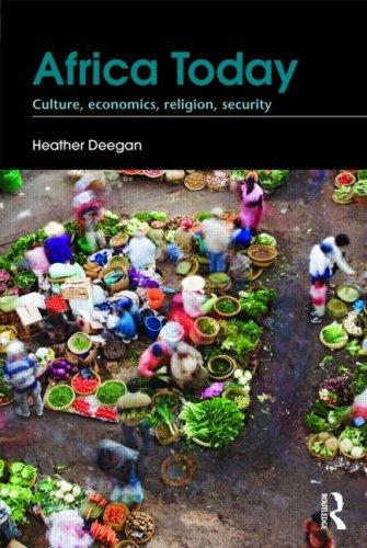 Africa Today: Culture, Economics, Religion, Security