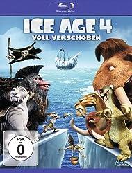 Ice Age 4 - Voll verschoben [Blu-ray]