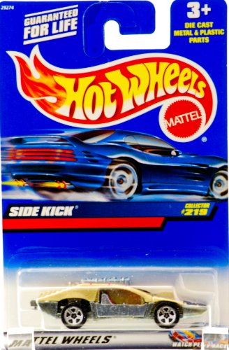Hot Wheels Side Kick #219 Year: 2000