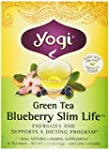 Yogi Blueberry Slim Life Green Tea, 1...