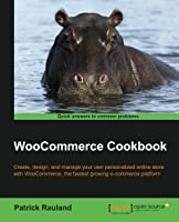 WooCommerce Cookbook Front Cover