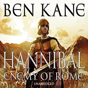 Hannibal: Enemy of Rome Audiobook
