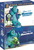 Image de Monsters University/Monsters Inc[Region Free] [UK Import] [Blu-ray]