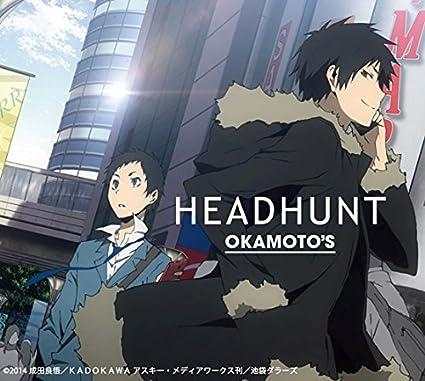 HEADHUNT(期間生産限定アニメ盤)