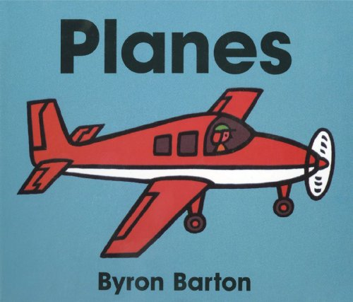 Planes Board Book back-594210