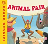 Animal Fair (Board Buddies) by Ponder Goembel