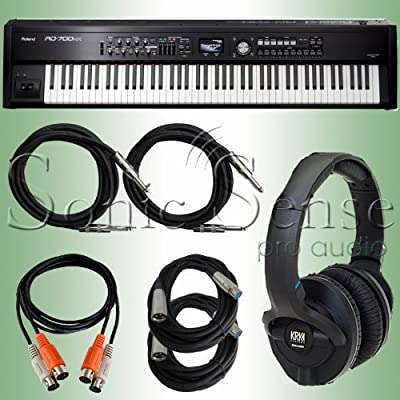 Roland RD-700NX Essentials Bundle from ROLAND