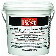 Dap 26003 Do it Best General-Purpose Floor Adhesive-GAL MULTI-PURP ADHESIVE