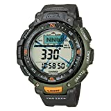 Casio Sport PRG-40-3VUR Pro Trek Triple Sensor Watchby Casio