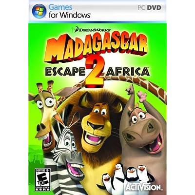 Madagascar: escape 2 africa (2008) rus