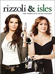 Rizzoli and Isles Customized 14x19 inch Silk Print Poster/WallPaper Great Gift