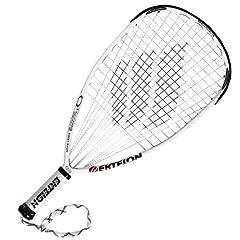 Buy Ektelon O3 White Ss Racquetball Racquet, Grip 3 5 8 by Prince/Ektelon Sports, Inc.