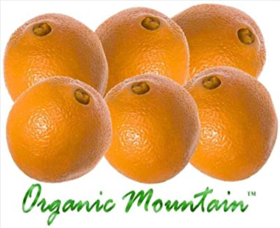 Navel Oranges from Organic Mountain by Organic Mountain Orchards