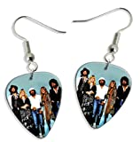 Fleetwood Mac (WK) 2 X Live Performance Guitar Pick Earrings