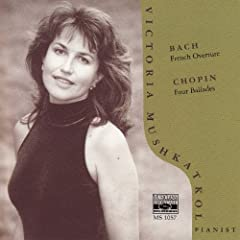 Bach: French Overture - Chopin: Four Ballades
