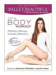 Ballet Beautiful: Total Body Workout [DVD]