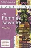 echange, troc Moliere - Les Femmes savantes