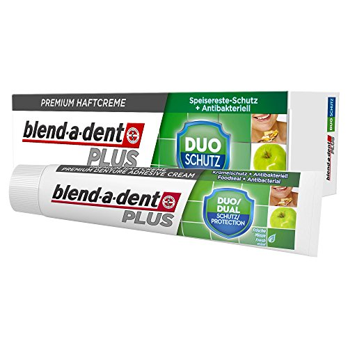 Blend-a-Dent Super-Haftcreme DuoSchutz,12er Pack (12x 40 g)