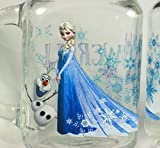 Disney Frozen Mason Jars with Handles (Set of 2)