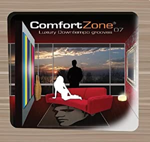 Comfort Zone vol. 7 - Luxury Downtempo Grooves [Digipak]