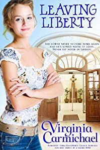 (FREE on 10/19) Leaving Liberty by Virginia Carmichael - http://eBooksHabit.com