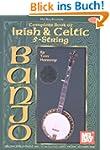 Complete Book of Irish & Celtic 5-Str...