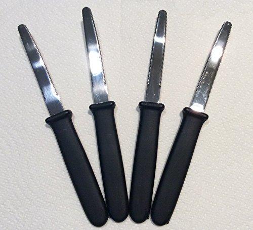 Grapefruit Knife Nylon Handles - Set of 4