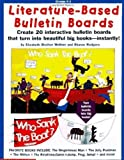 img - for Literature-Based Bulletin Boards (Grades K-2) by Wollner Elizabeth Shelton Rodgers Sharon (1999-01-01) Paperback book / textbook / text book