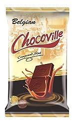 Chocoville Compound Chocolate slab (Belgian)