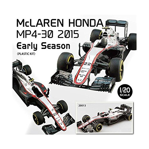 1/20 McLAREN HONDA MP4-30 2015 Early Season