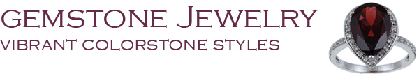 Gemstone Jewelry - Vibrant ColorStone Styles