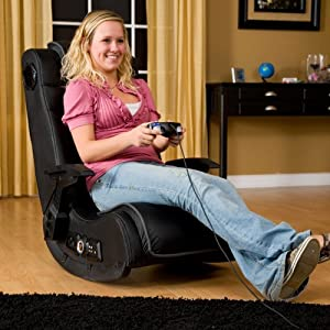 Wireless X Rocker Pro Series Video Rocker with Vibration