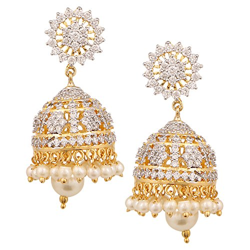 swasti-jewels-zircon-fashion-jewelry-traditional-ethnic-pearls-jhumka-earrings-for-women
