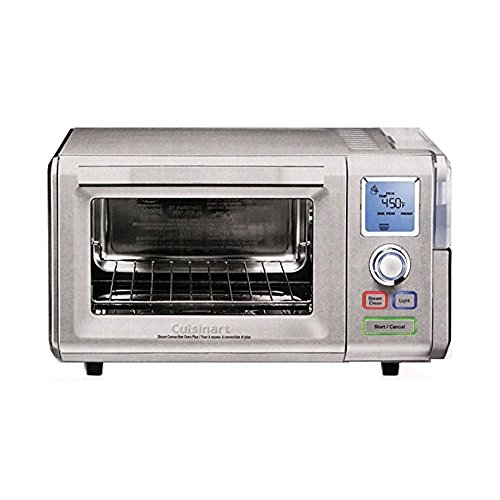 Countertop Convection Oven With Steam : Cuisinart CSO-300N Combo Steam/Convection Oven with New Steam Clean ...