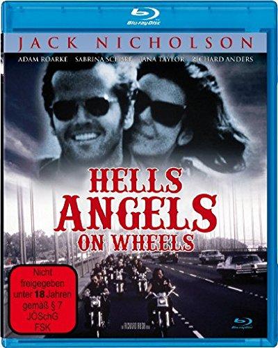 Hells Angels on Wheels [Edizione: Germania]
